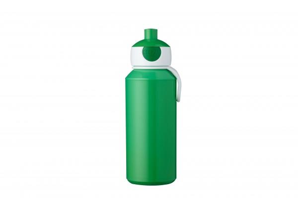 DRINKFLESPOPUPCAMPUS400ML-GREEN