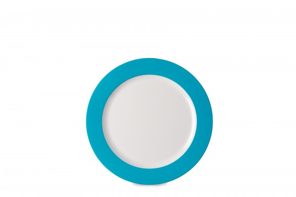 ONTBIJTBORD WAVE 230 MM - LATIN BLUE