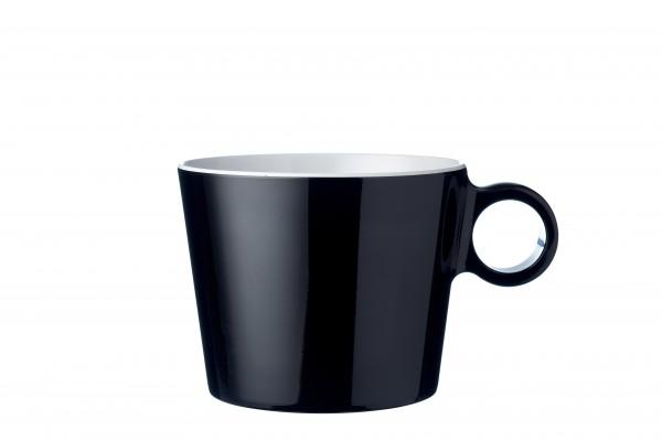 Mepal Cappuccinomok Flow 375 Ml - Zwart