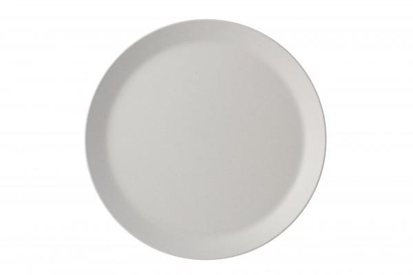 PLAT BORD BLOOM 280 MM - PEBBLE WHITE