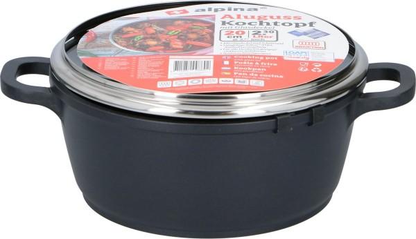 Cook Pot - D20X9cm