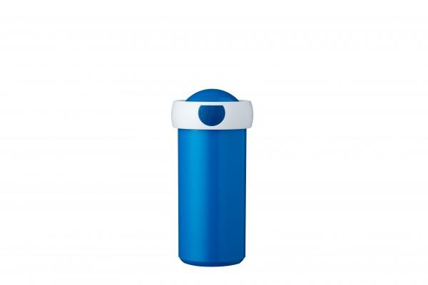 SCHOOLBEKERCAMPUS300ML-BLUE