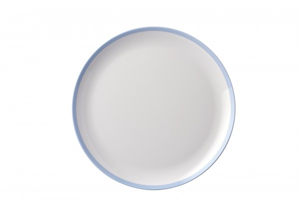 PLAT BORD FLOW 260 MM - NORDIC BLUE