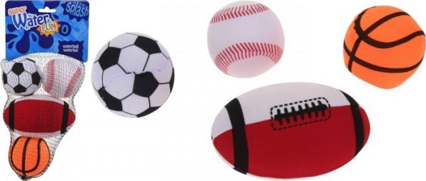 Waterballen Set Sport 4Sts
