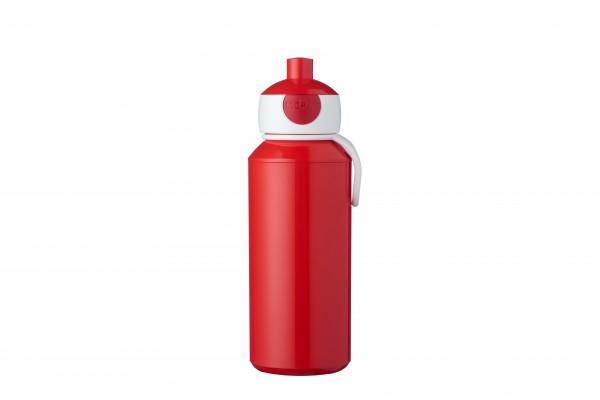 DRINKFLESPOPUPCAMPUS400ML-RED