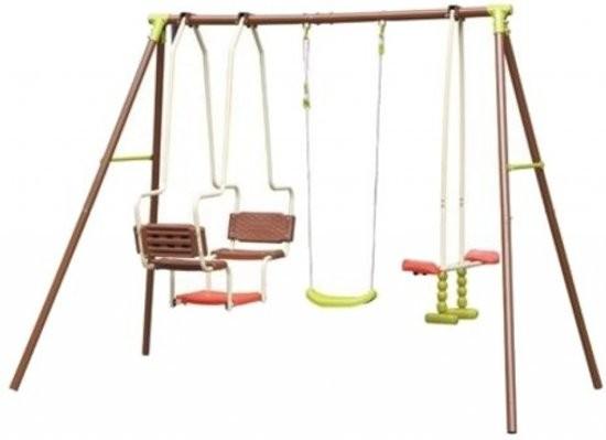 Swingset Adventurer