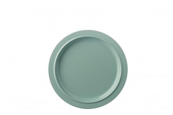 ontbijtbord-basic-P220-retro-green