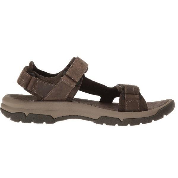 teva-langdon-sandal-walnut-zijaanzicht