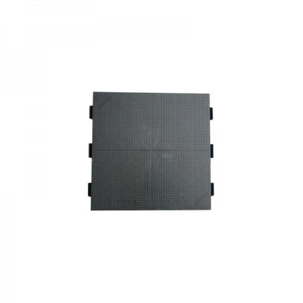 Tenttegel_50x50_zwart